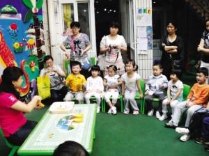 """贵阳""""两会""""委员代表:扩容幼儿园破解拼爹困境"""