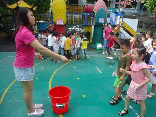 幼儿园六一游园活动
