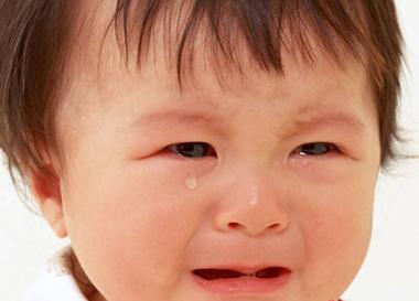 几天后才哭型     小朋友好奇心重,在幼儿园看到很多家里没有的东西
