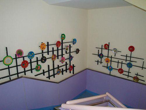 新学期幼儿园环境布置的16个技巧(附精彩环创图片)