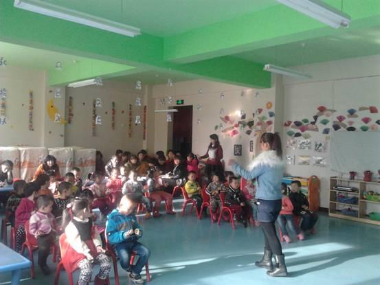 幼儿园大班11月发展目标和教学活动计划