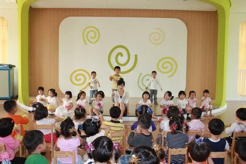 幼师须掌握的幼儿园律动儿歌