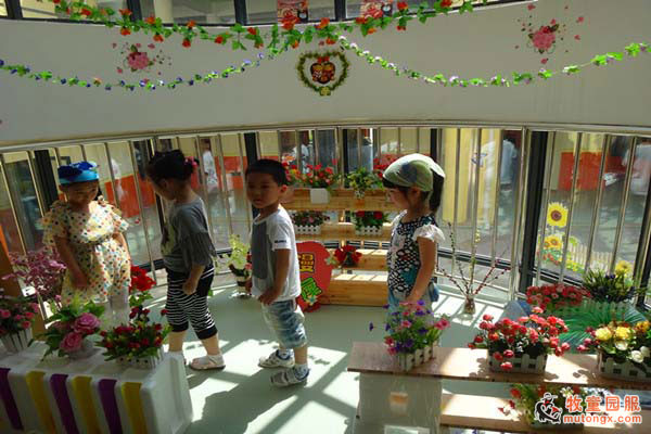幼儿园空间异型,如何环创?