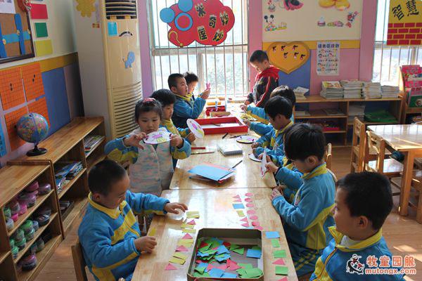 幼儿园中班常规-2015幼儿园园服定做