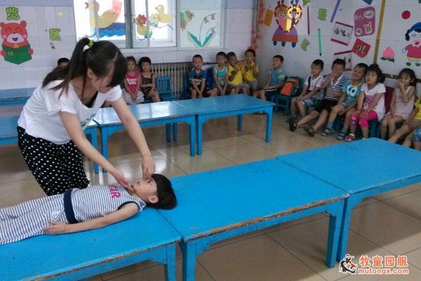 幼儿园幼儿急救常识(幼师都必须知道)