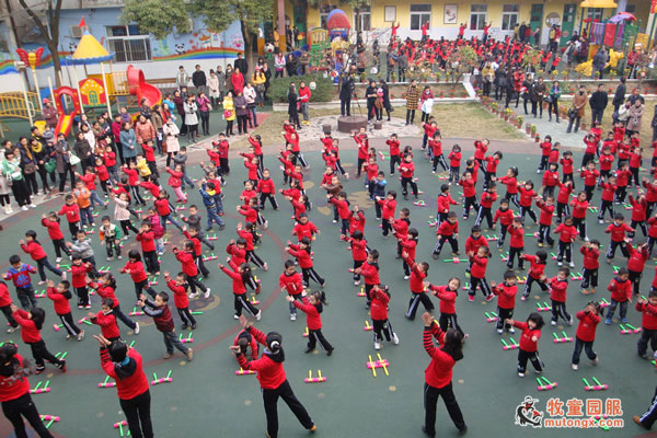 提高幼儿园体育活动质量