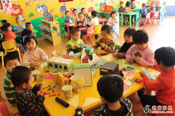 幼儿园活动区材料投放居然有这么多的奥秘